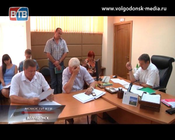 Департамент городского хозяйства отчитался о своей деятельности в первом полугодии
