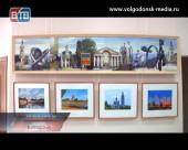 Правдивые кадры Украины на фотовыставке в Волгодонске