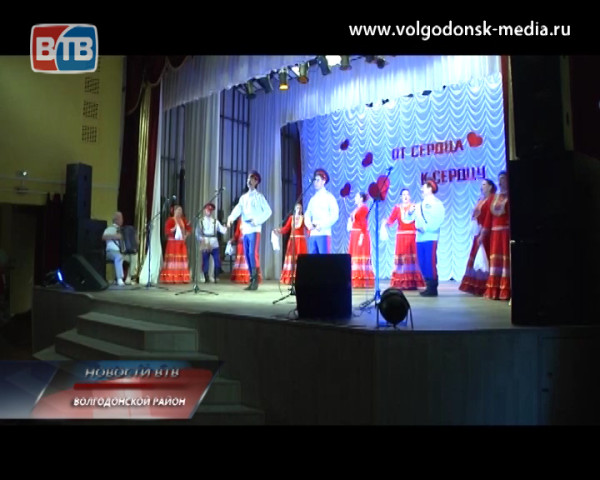 В станице Романовской состоялся благотворительный концерт в помощь беженцам из Украины