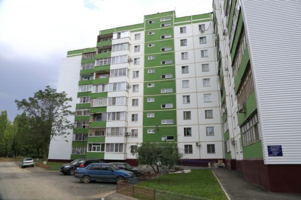 Завершен ПЭН еще одной жилой многоэтажки