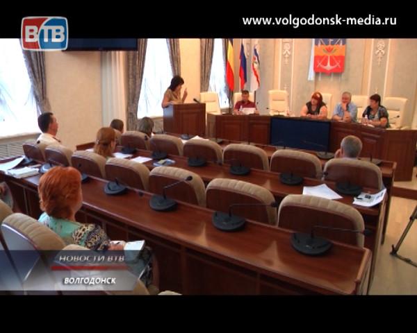Остались ли удовлетворены депутаты результатами ЕГЭ по Волгодонску?