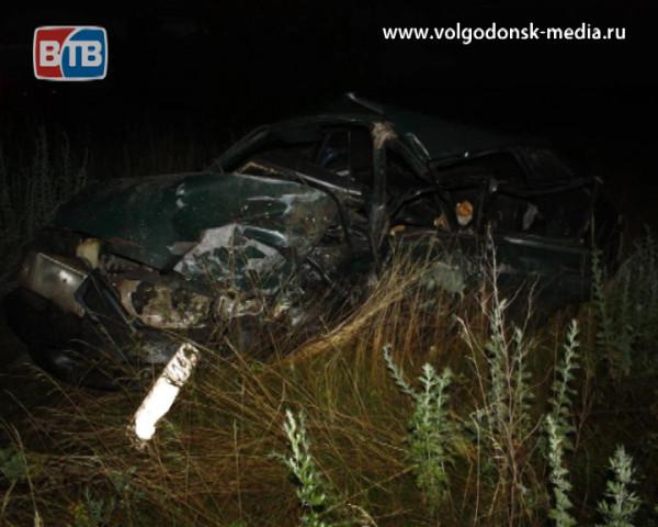Под Волгодонском в ДТП погиб 25-летний парень