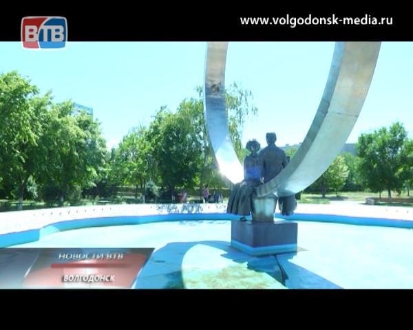 Новый свето-музыкальный фонтан может убить током