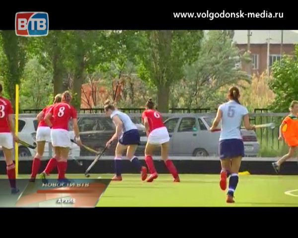 Хоккеистки «Дончанки» побывали на чемпионате Европы