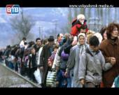 В Ростовской области уже более 35 тысяч беженцев