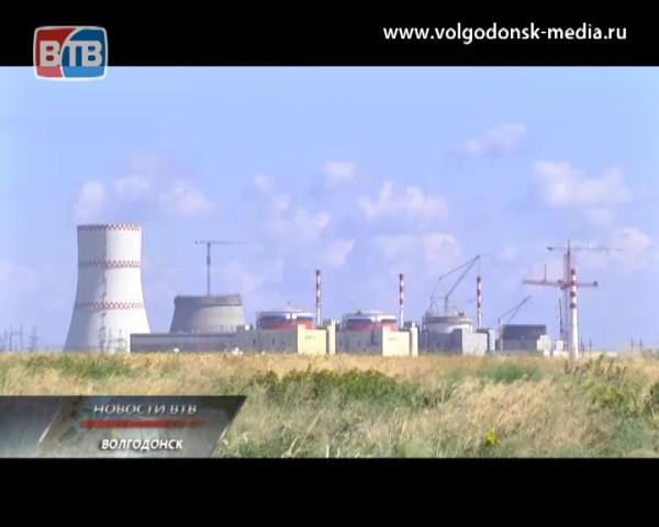 На Ростовской АЭС — смоленские коллеги