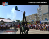 «Крылатая пехота» отметила день воздушно-десантных войск