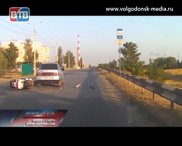 Статистику ДТП в Волгодонске пополнила еще одна авария с летальным исходом