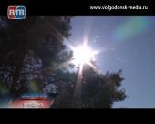 В Волгодонск идет сорокоградусная жара