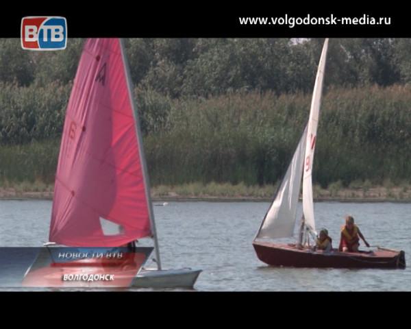 Волгодонск под парусами