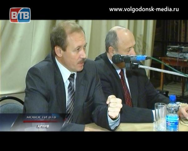 Подготовкой и проведением Чемпионата Мира по футболу 2018 будет руководить бывший мэр Волгодонска Сергей Горбунов