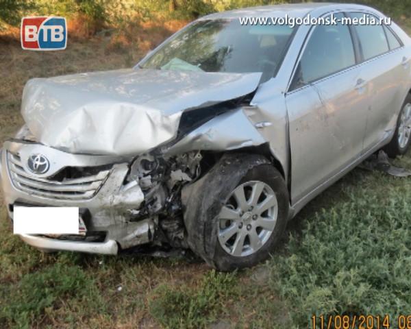 ДТП на трассе Волгодонск-Ростов