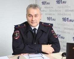 Главный полицейский региона проведет прием для волгодонцев