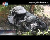 Страшное ДТП на старой цимлянской трассе унесло жизни двух человек