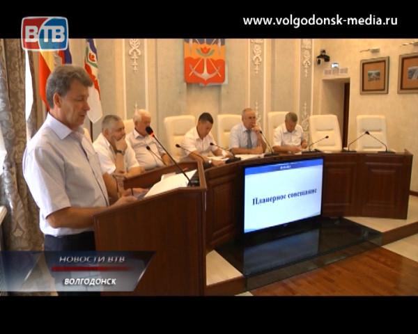 Олег Бакунец: «Волгодонск по заразным заболеваниям благополучный»