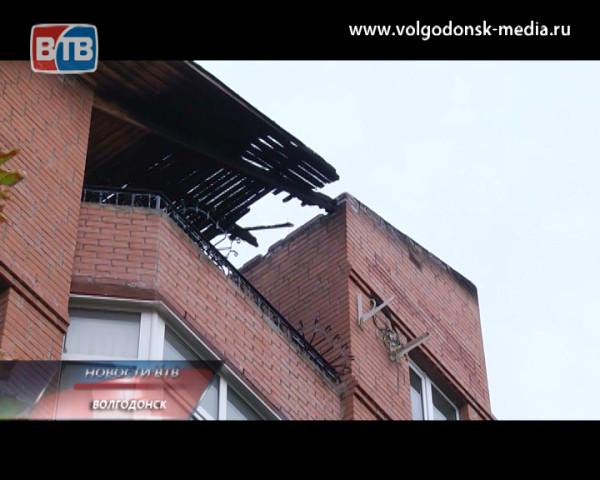 Задержаны подростки, возможно, причастные к поджогу домов на Гагарина