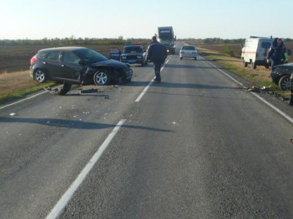 Вчера вечером на трассе погиб еще один человек