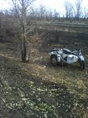 В Цимлянском районе разбился пассажир «Урала»