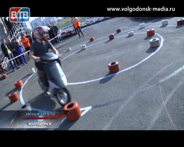 В СЮТ Волгодонска юных водителей обучают дорожной грамоте в соревновательной форме