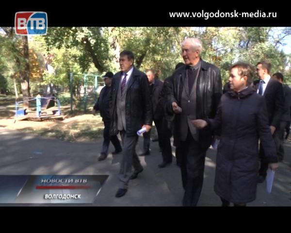 Победные приготовления. Как собираются преобразить самый большой парк Волгодонска к юбилею Великой победы