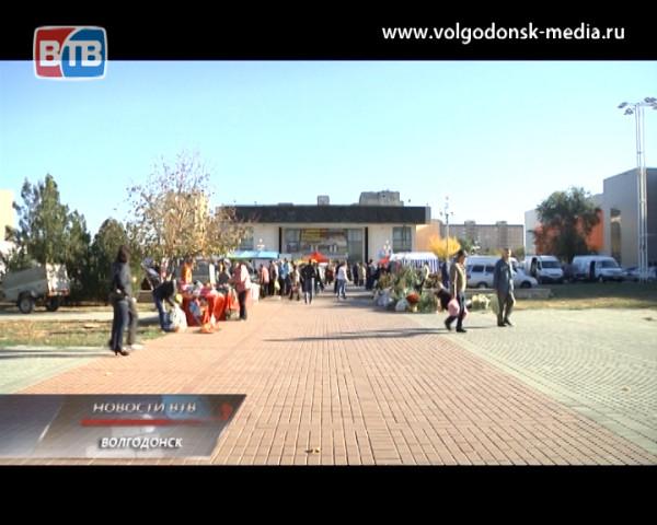 Впервые ярмарка выходного дня стала доступна для жителей нового города