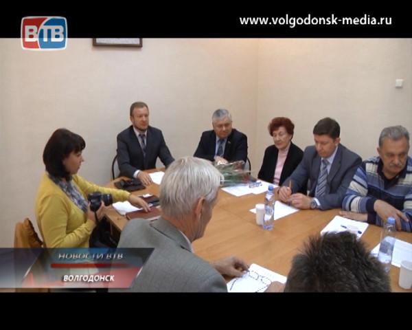 Общественники обсудили изменения в Уставе Волгодонска