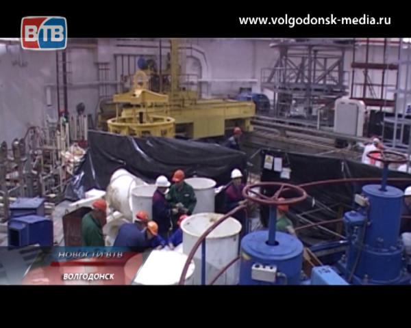 На третьем энергоблоке Ростовской АЭС начались предпусковые операции
