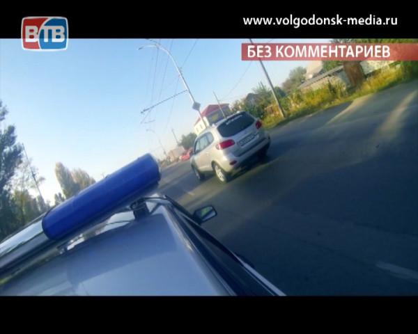 Операция «Перехват». Полицейские по горячим следам задержали злоумышленника, угнавшего автомобиль