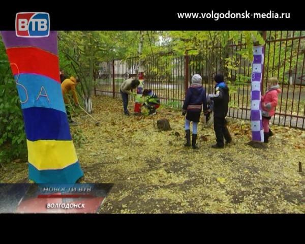 В Волгодонске запустили «ярнбомбинг»