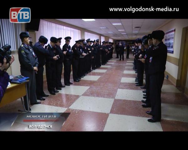 Полицейские прошли проверку на профпригодность