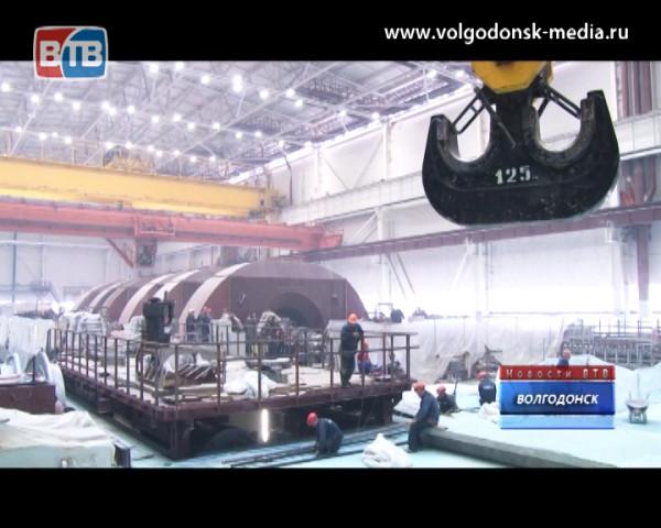 На третьем энергоблоке Ростовской АЭС продолжаются последние пуско-наладочные операции