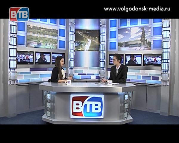 Даешь молодежь! В гостях у Новостей ВТВ — новый начальник отдела по молодежной политике