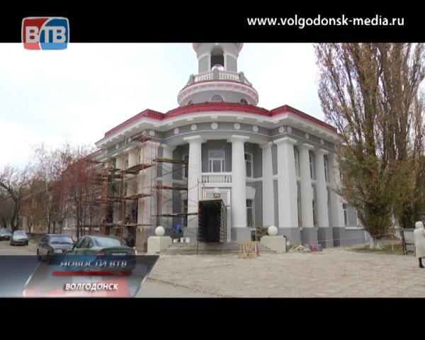 Площадь Ленина готовится стать историческим центром Волгодонска