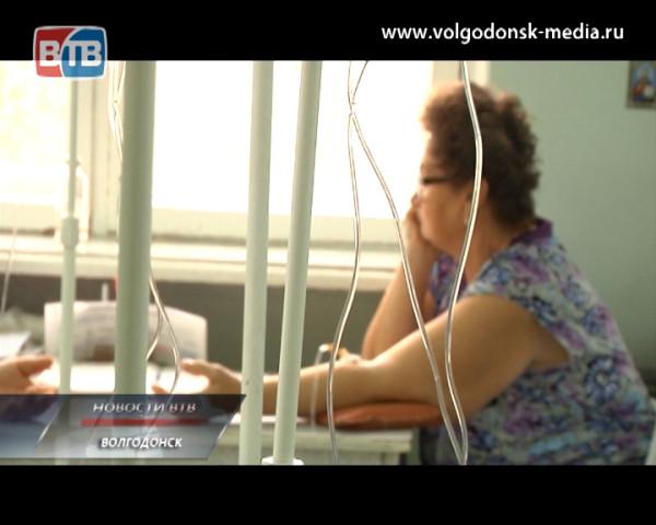 В Волгодонске около 5000 людей, больных сахарным диабетом