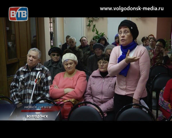 Декада «Белая трость» завершилась информационной встречей инвалидов с мэром