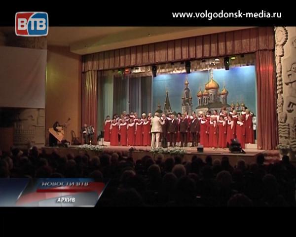 14 ноября в ДК «Октябрь» состоится отчетный концерт хора ветеранов