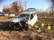 Вчера на трассе «Ростов-Волгодонск» двое погибли, семеро пострадали в крупном ДТП