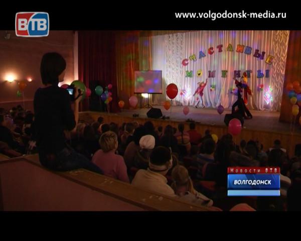 Лучшие волшебники Волгодонска на одной сцене…