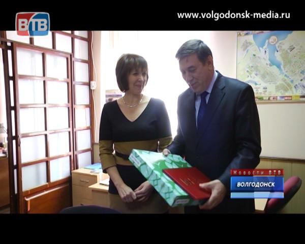 Телевизионщики Волгодонска отмечают профессиональный праздник