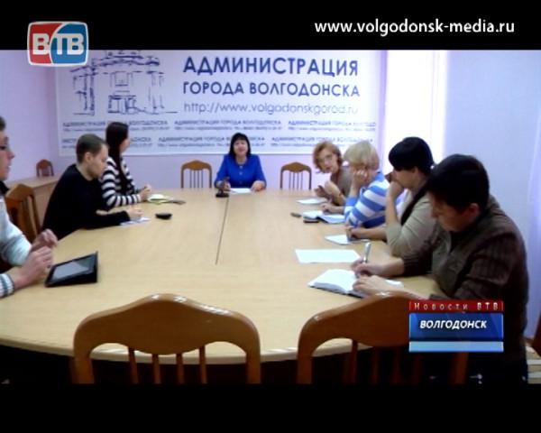 Социальный вопрос. Заместитель главы Администрации Волгодонска Наталья Полищук дала пресс-конференцию