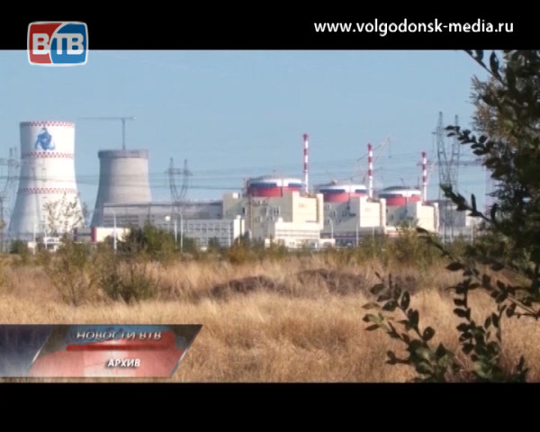 1 энергоблок Ростовской АЭС еще не подключили к сети
