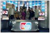 Коллектив Редакции Новостей ВТВ поздравляет своих зрителей с Новым годом!