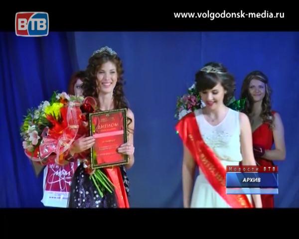 Участница конкурса «Мисс студенчество России — 2014» Наталья Давыдова в гостях у новостей ВТВ
