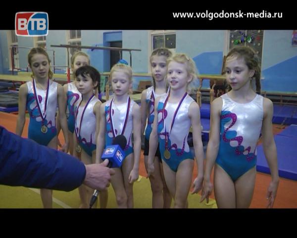 Золотой урожай. Волгодонские гимнастки триумфально выступили на престижном всероссийском турнире