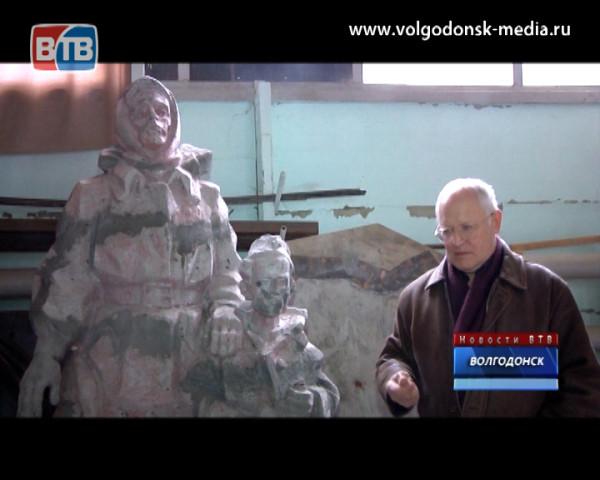 Появится ли к 70-летию Победы скульптура «Труженикам тыла» в Волгодонске?