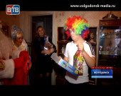 Новый год в каждый дом. Сегодня с наступающим праздником поздравили особенных жителей Волгодонска и Цимлянска