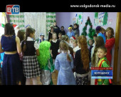 Детский клуб «Прометей» стал центром празднования Нового года в 6 микрорайоне