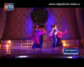 «Фантазии юности» от студии танца «Аиша»