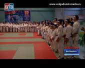 Федерация рукопашного боя Ростовской области отметила 10 лет с момента своего создания в Волгодонске