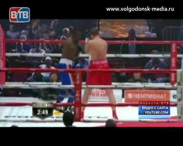 Дмитрий Кудряшов рассказал о победе над Хуаном Карлосом Гомесом  волгодонским журналистам